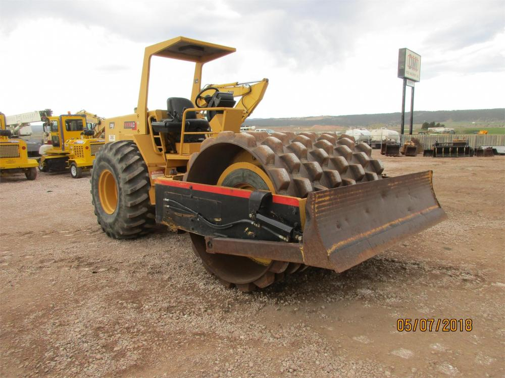 Detail photo of 2001 Hypac C857A from Construction Equipment Guide