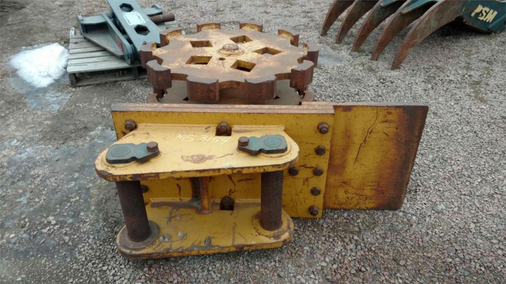 Detail photo of  American Compaction DC24EX from Construction Equipment Guide