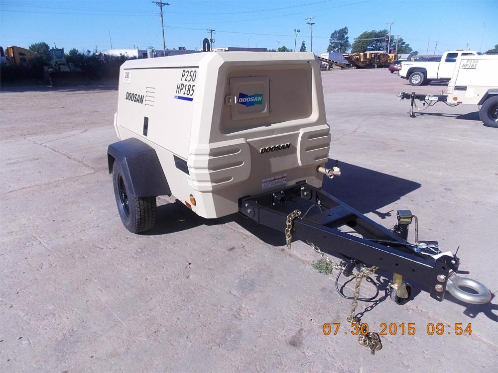 Detail photo of 2015 Doosan Portable Power P250WJD from Construction Equipment Guide