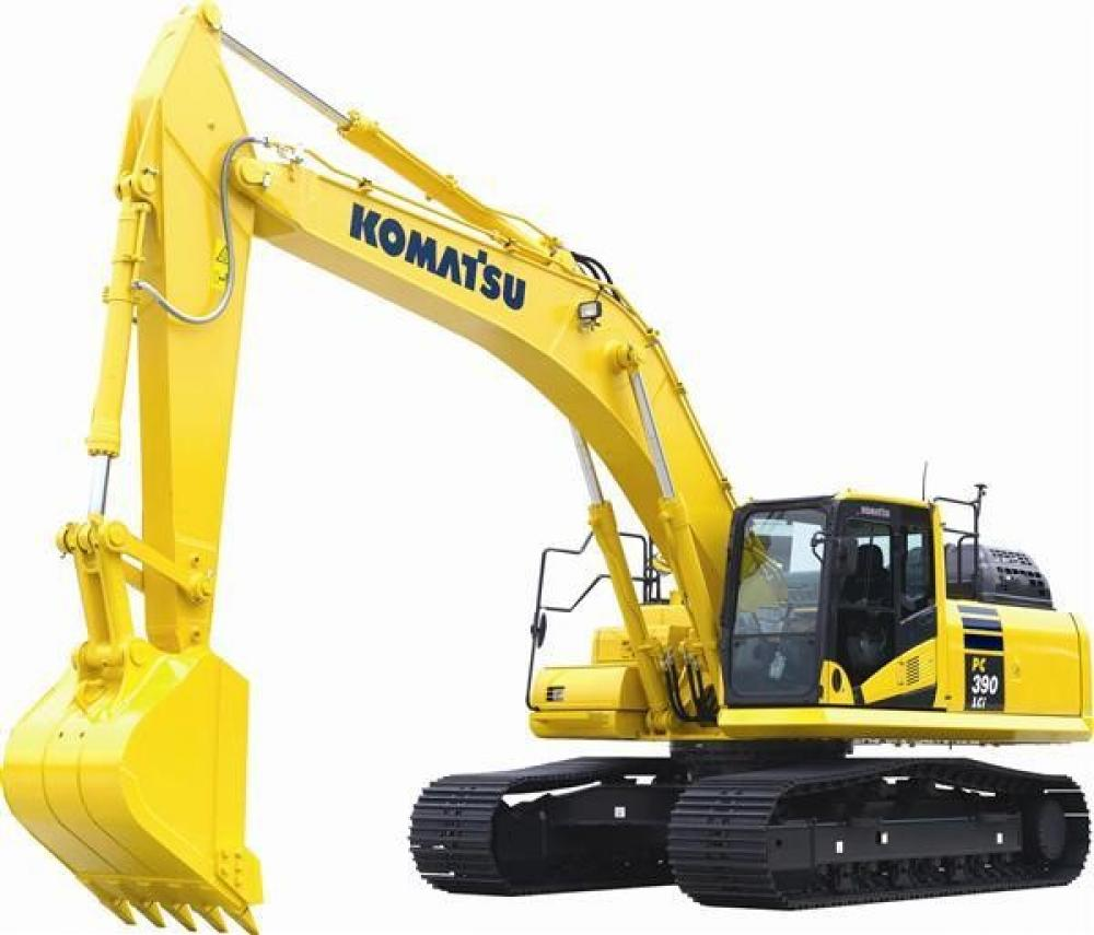 Detail photo of 2020 Komatsu PC390LC-11 from Construction Equipment Guide