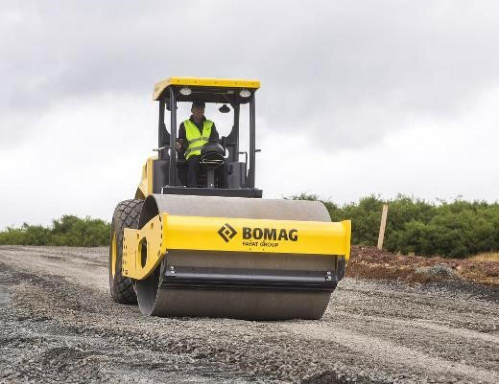 Detail photo of 2019 Bomag BW 211 D-5 from Construction Equipment Guide