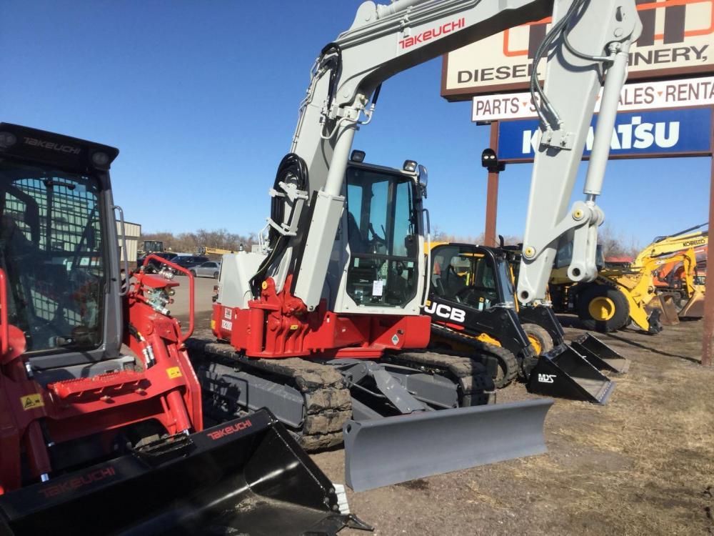 Detail photo of 2019 Takeuchi TB280 from Construction Equipment Guide