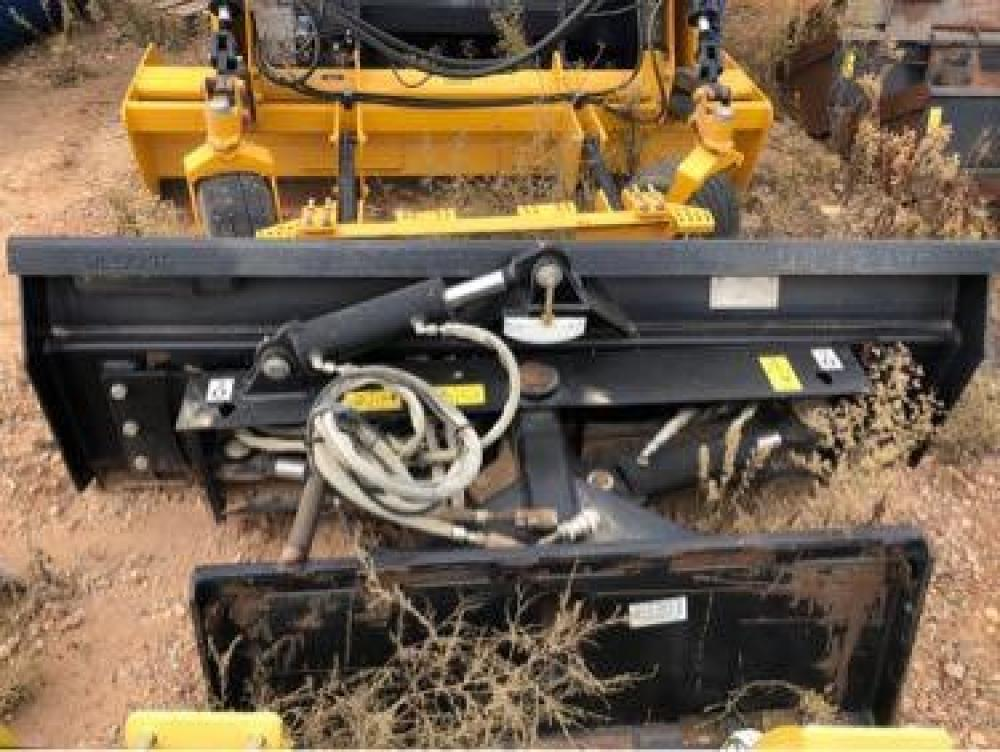Detail photo of  JCB 84IN., 6 WAY DOZER BLADE, FITS: UNIVERSAL SKID STEER from Construction Equipment Guide