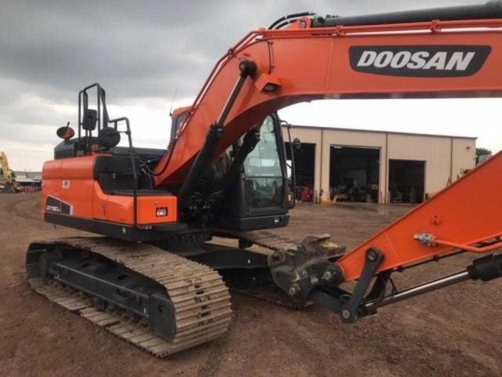 Detail photo of 2016 Doosan DX180LC-5 from Construction Equipment Guide
