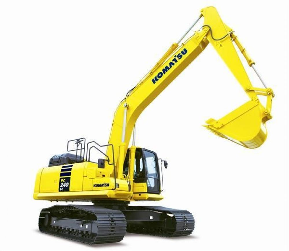 Detail photo of 2019 Komatsu PC240LC-11 from Construction Equipment Guide