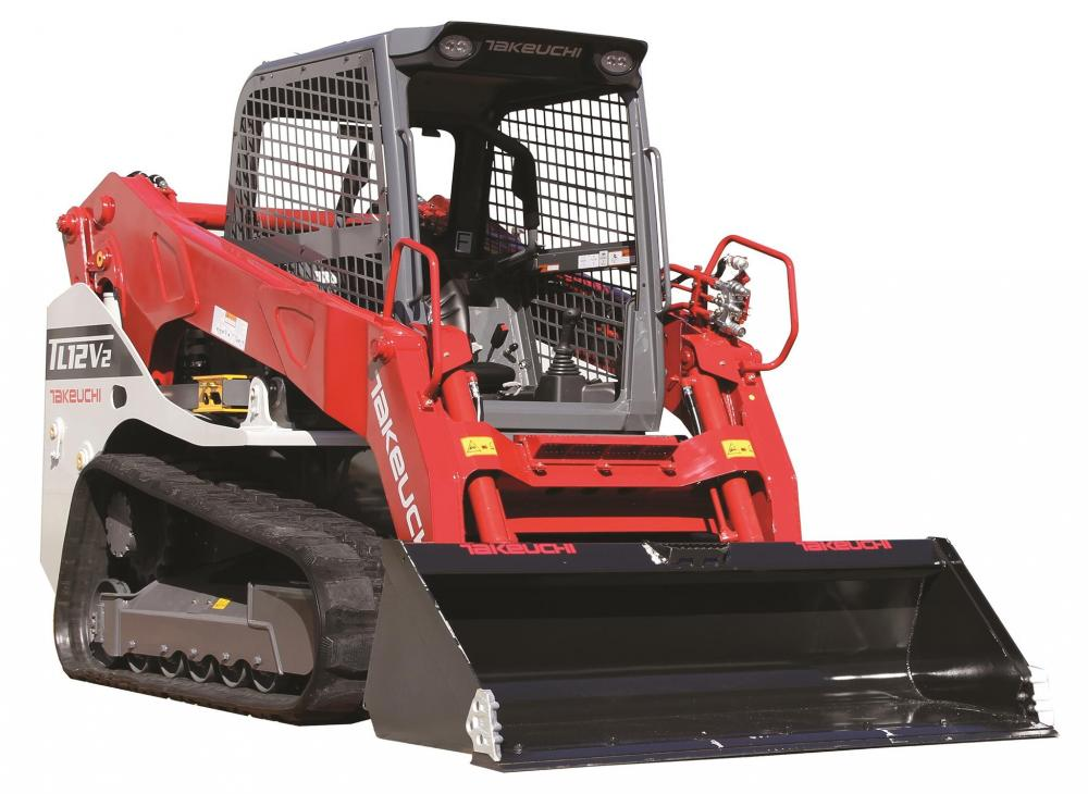 Detail photo of 2020 Takeuchi TL12V2 from Construction Equipment Guide