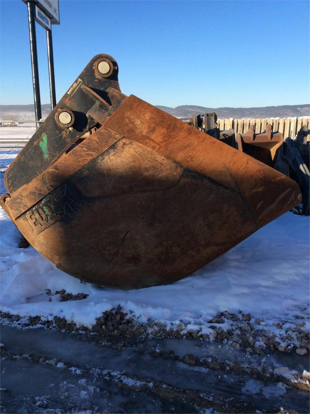 Detail photo of  EMPIRE 46IN. SAND BUCKET from Construction Equipment Guide