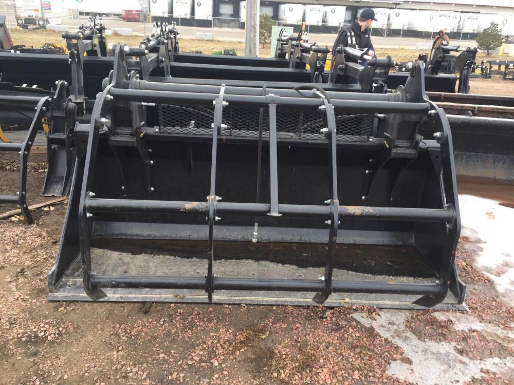 Detail photo of 2017 Miller 96IN., 1.5 YD, STANDARD BOTTOM BUCKET, Q FIT, BOCE, from Construction Equipment Guide
