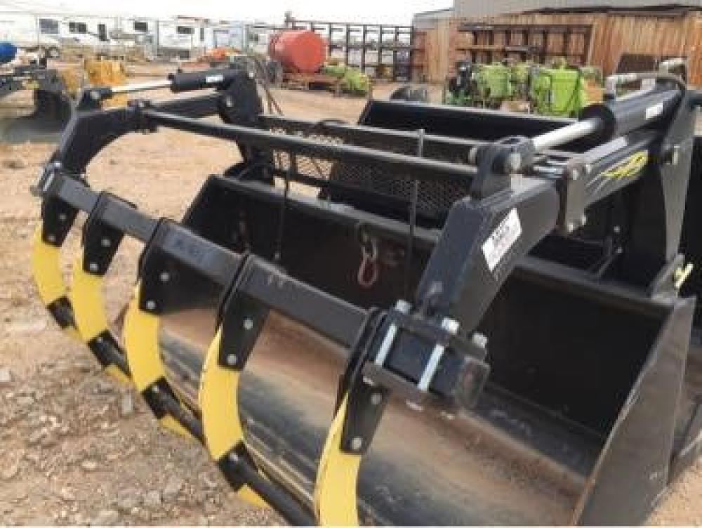 Detail photo of  MDS GRAPPLE, 5 TINE, FOR 1.5 YD BUCKET, FITS: 527 from Construction Equipment Guide
