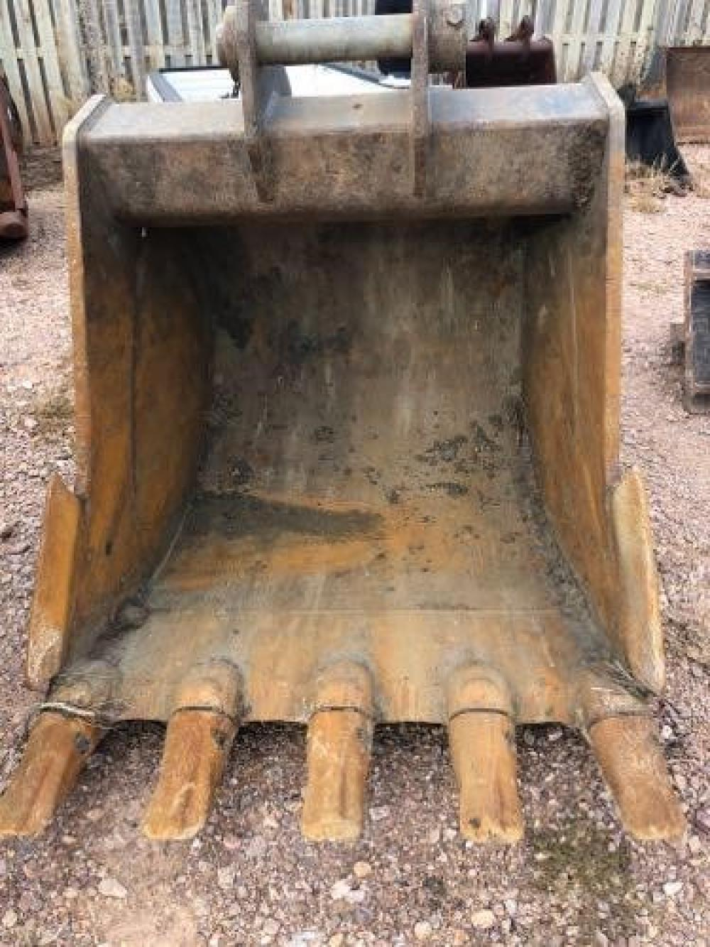 Detail photo of 2011 Esco 48IN. HDP BUCKET, 1.87 CU YD, FIVE U40 TEETH, FITS: from Construction Equipment Guide