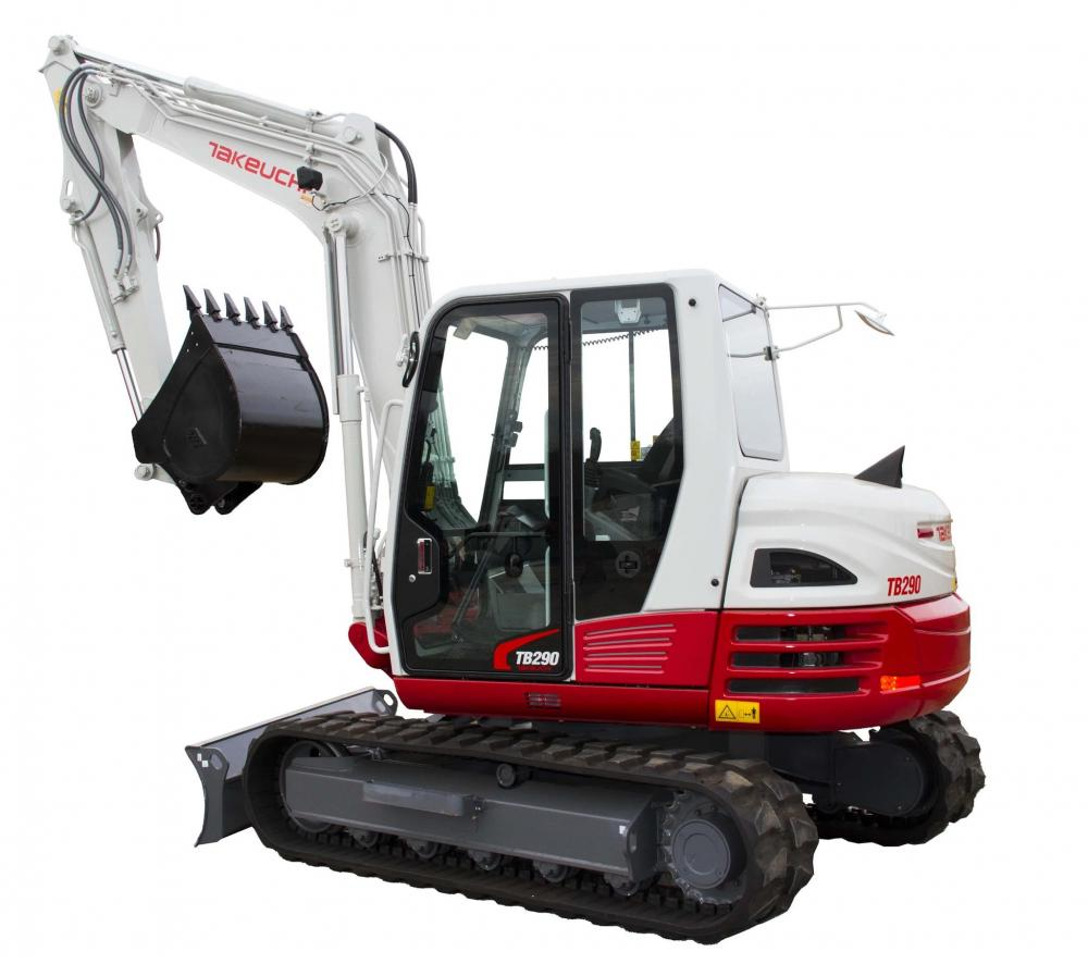 Detail photo of 2020 Takeuchi TB290C from Construction Equipment Guide