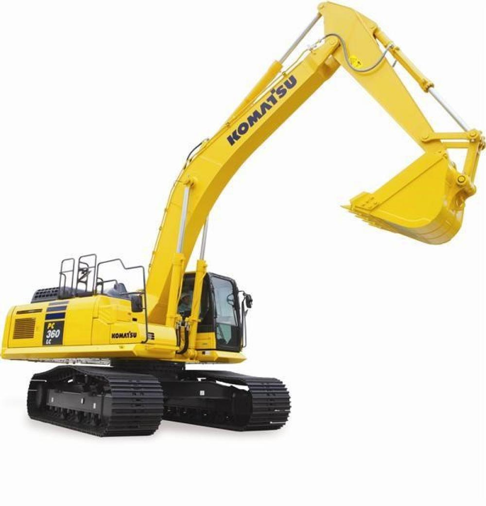 Detail photo of 2020 Komatsu PC360LC-11 from Construction Equipment Guide