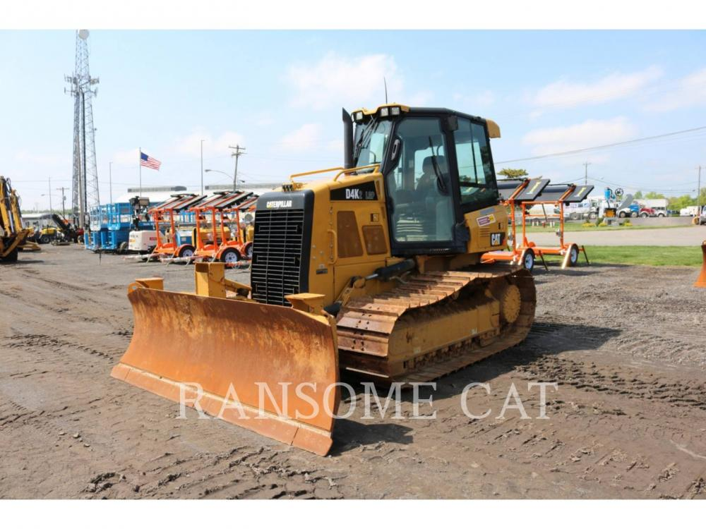 Detail photo of 2015 Caterpillar D4K LGP from Construction Equipment Guide