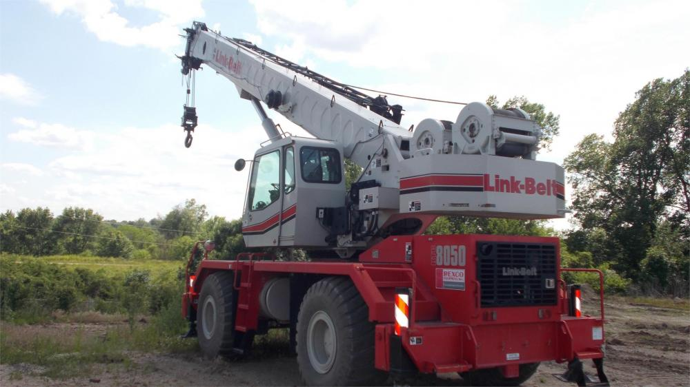 Detail photo of 2013 Link-Belt RTC-8050 II from Construction Equipment Guide