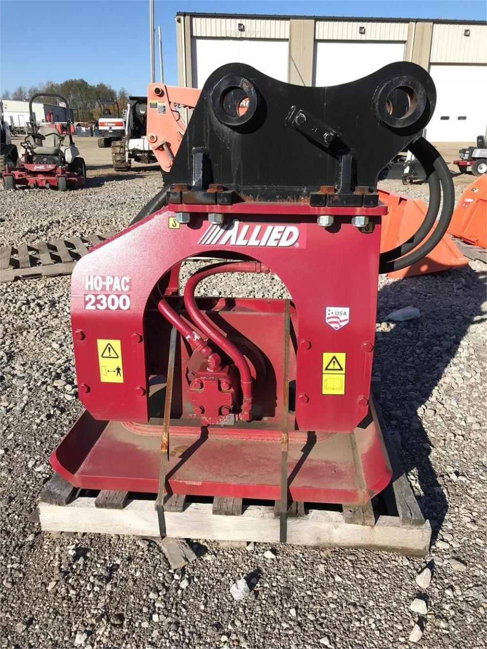 Detail photo of 2016 Allied 2300 from Construction Equipment Guide