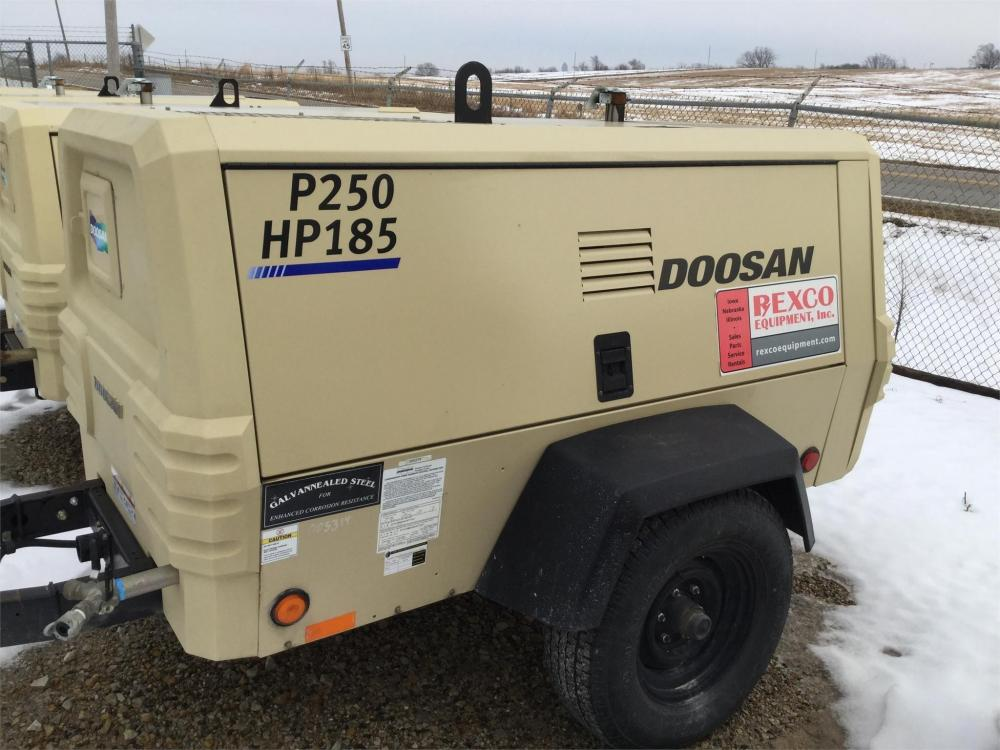 Detail photo of 2016 Doosan P250/HP185WDZ-T4F from Construction Equipment Guide