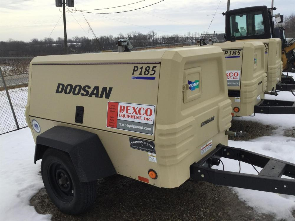 Detail photo of 2016 Doosan Portable Power P185WDO-T4F from Construction Equipment Guide