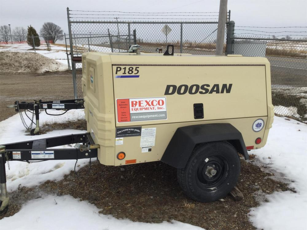 Detail photo of 2016 Doosan P185WDO-T4F from Construction Equipment Guide