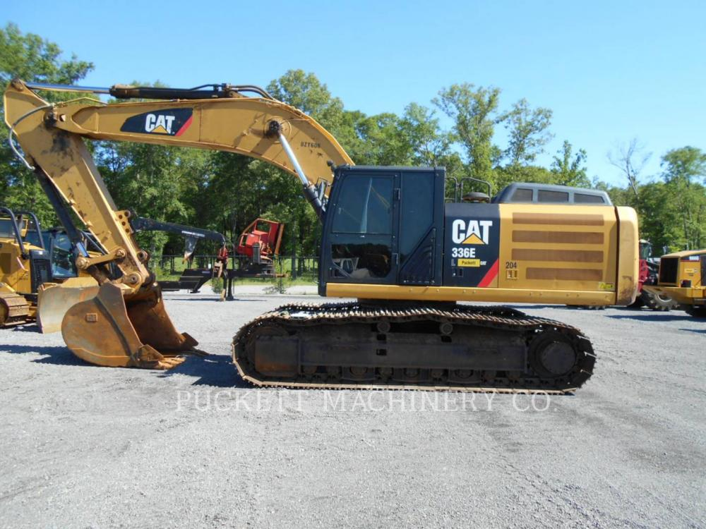 Detail photo of 2011 Caterpillar 336EL from Construction Equipment Guide