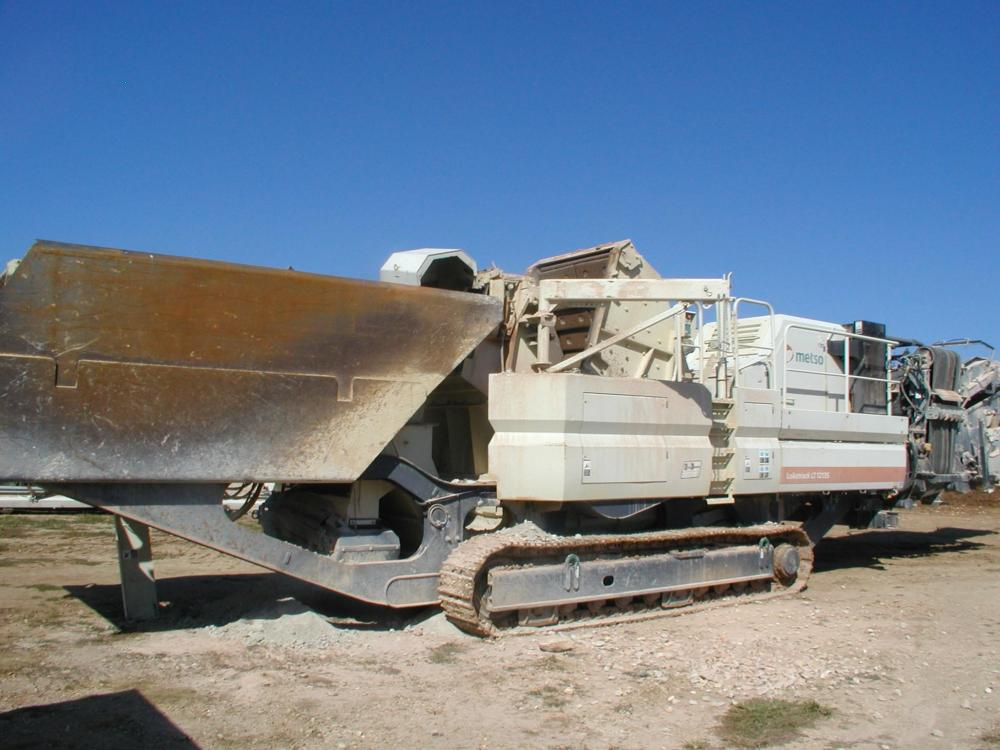 Detail photo of 2009 Metso LOKOTRACK LT1213S from Construction Equipment Guide