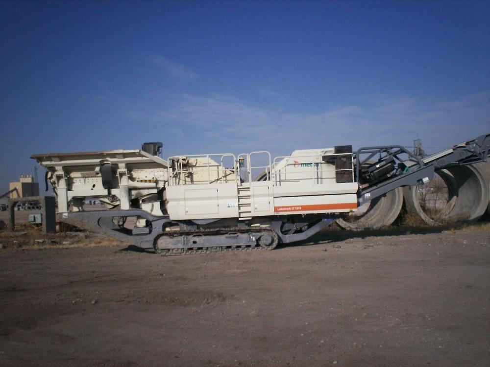 Detail photo of 2009 Metso LT1213 from Construction Equipment Guide
