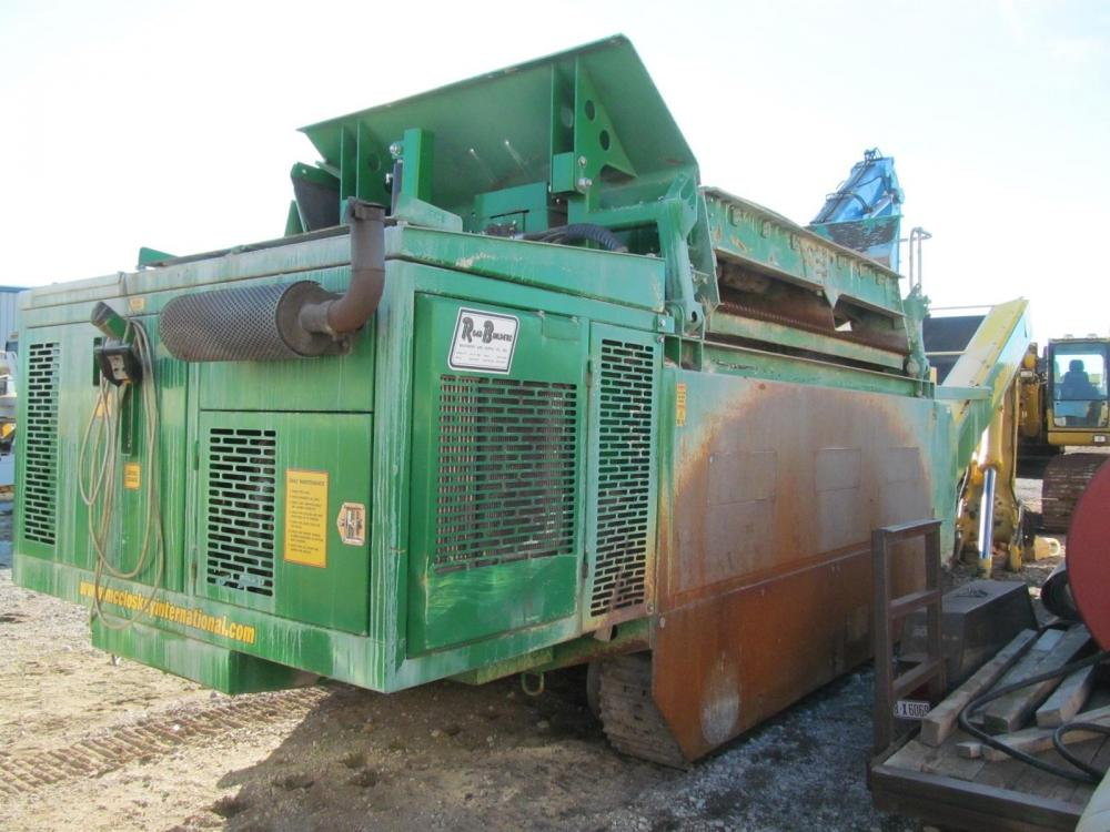 Detail photo of 2013 McCloskey 123 from Construction Equipment Guide
