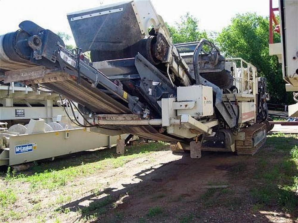 Detail photo of 2005 Metso LOKOTRACK LT1213S from Construction Equipment Guide