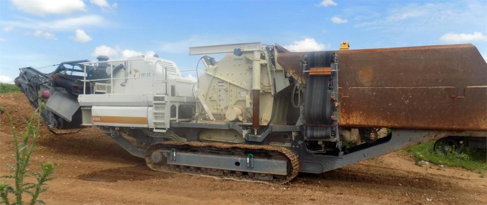 Detail photo of 2008 Metso LOKOTRACK LT1213 from Construction Equipment Guide