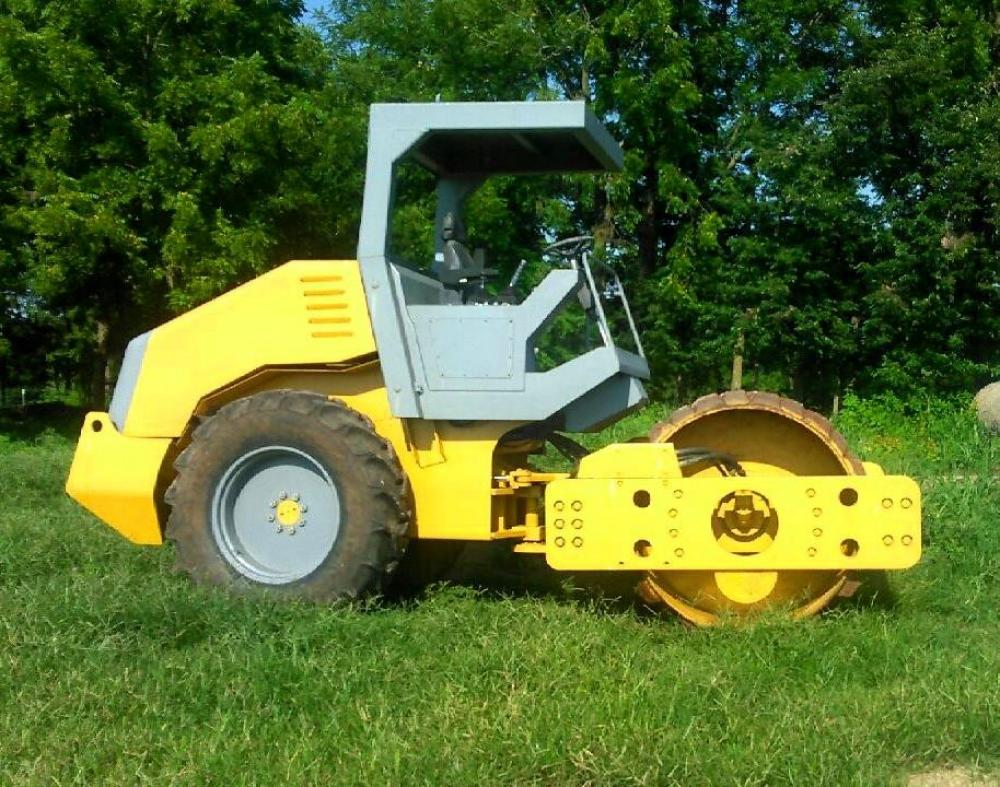 Detail photo of  Benford  SP2006 from Construction Equipment Guide