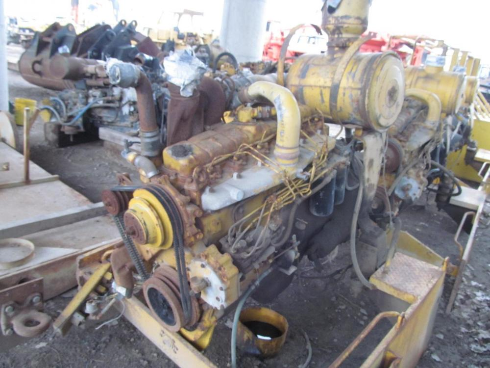 Detail photo of  International DT466 from Construction Equipment Guide