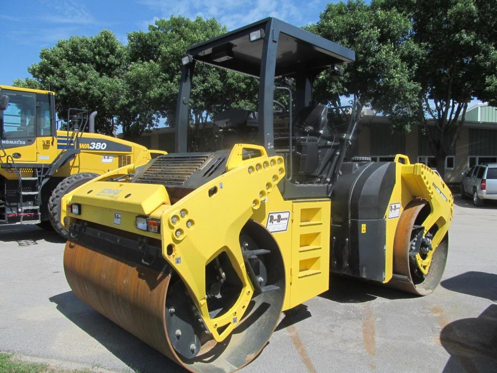 Detail photo of 2011 Bomag BW 190 AD-4HF from Construction Equipment Guide