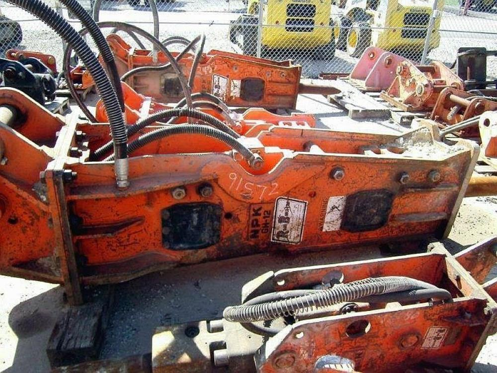 Detail photo of  NPK GH12 from Construction Equipment Guide