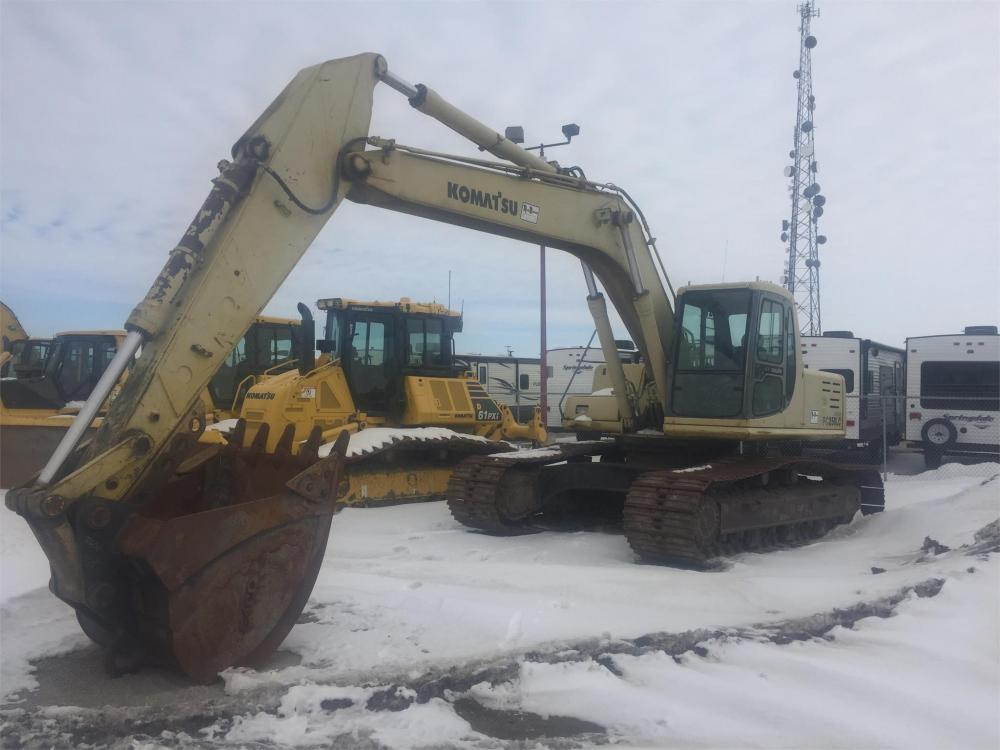 Detail photo of 1994 Komatsu PC250LC-6 from Construction Equipment Guide
