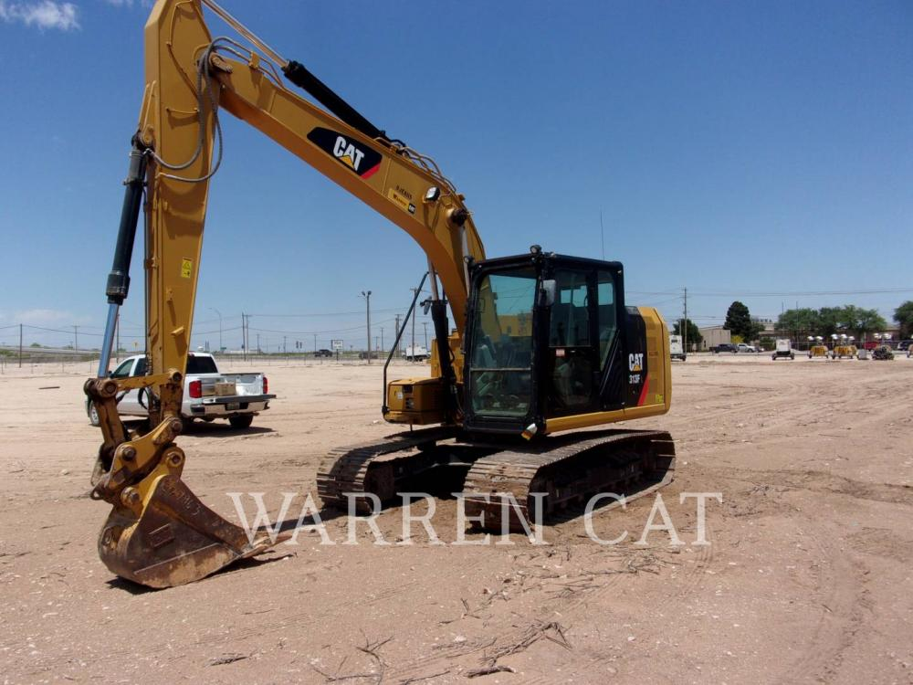 Detail photo of 2016 Caterpillar 313F L from Construction Equipment Guide
