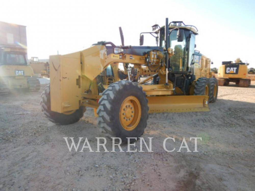 Detail photo of 2012 Caterpillar 12M II from Construction Equipment Guide