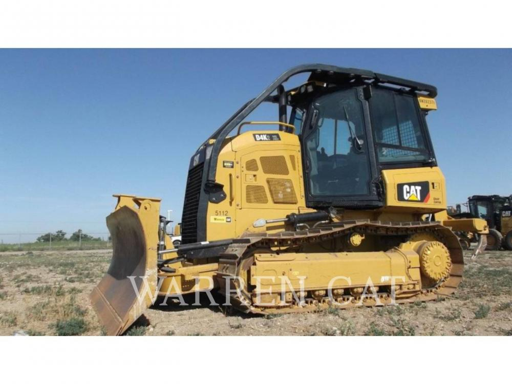 Detail photo of 2017 Caterpillar D4K2 XL from Construction Equipment Guide