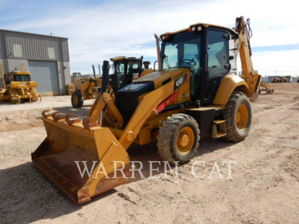 Detail photo of 2016 Caterpillar 415F2 from Construction Equipment Guide