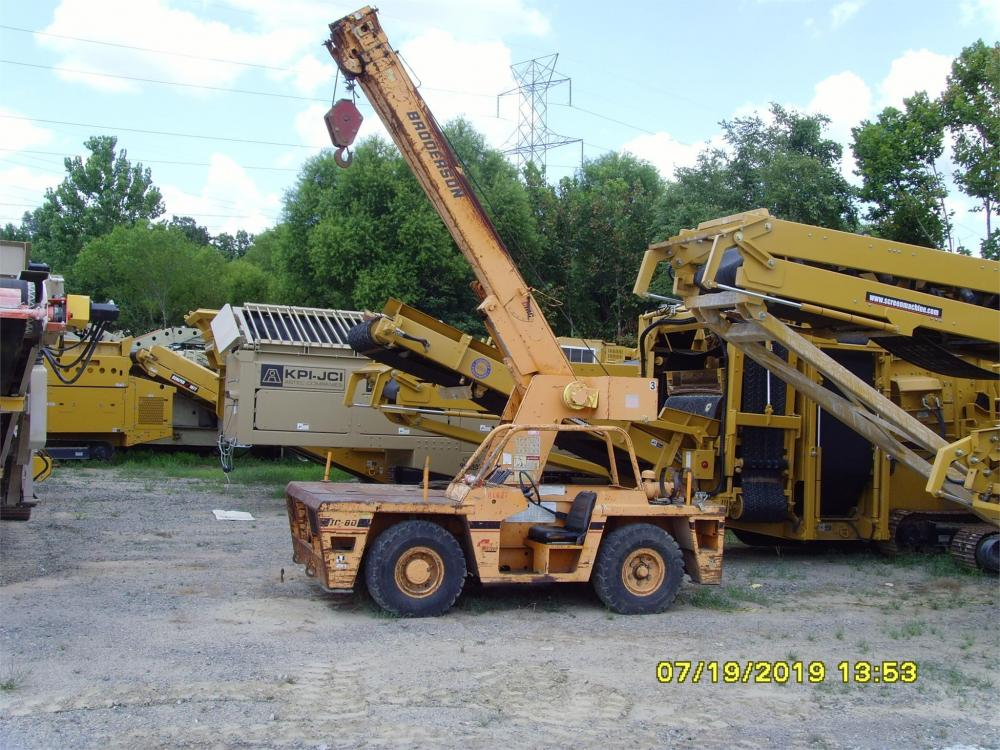 Detail photo of  Broderson IC-80 from Construction Equipment Guide