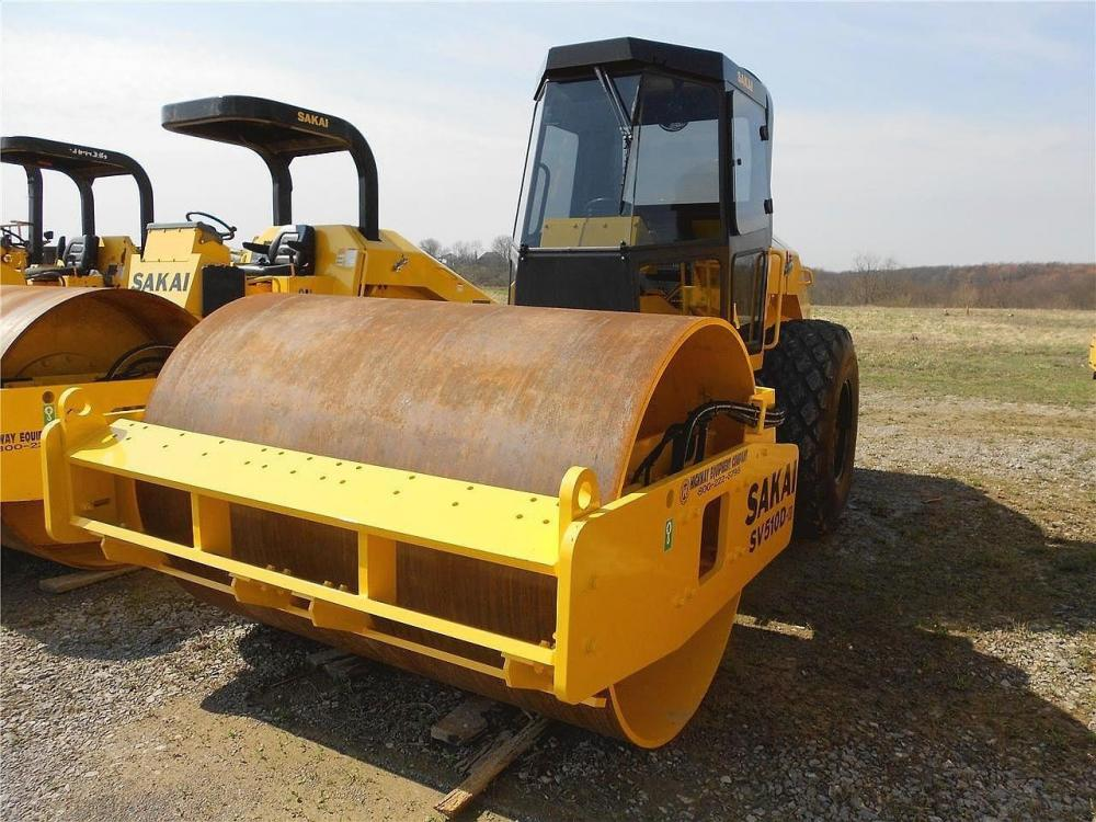 Detail photo of 2012 Sakai SV510D from Construction Equipment Guide