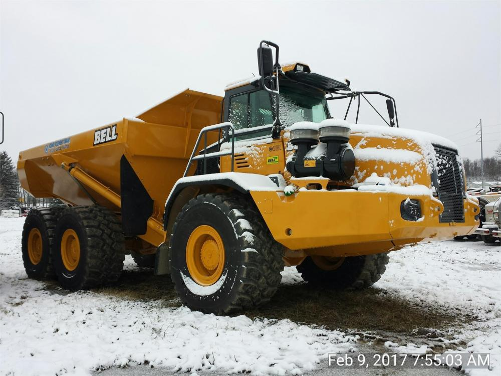 Detail photo of 2016 Bell  B50D from Construction Equipment Guide