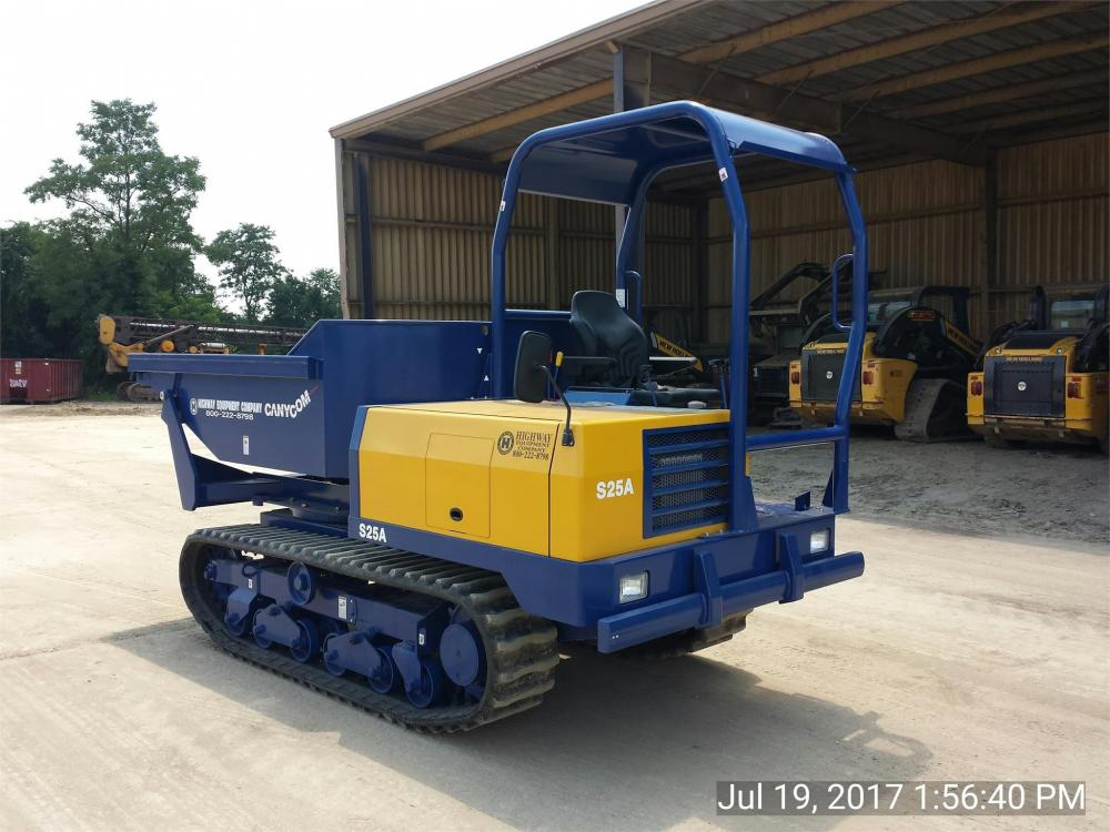 Detail photo of 2017 Canycom S25A from Construction Equipment Guide