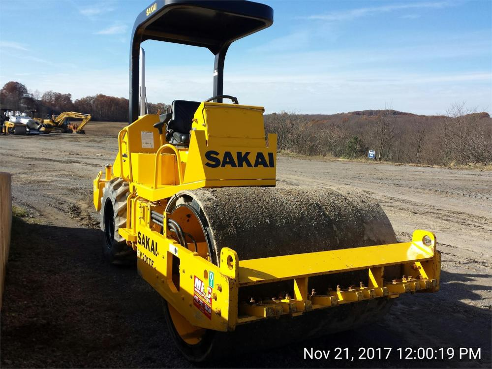 Detail photo of 2016 Sakai SV201TF-1 from Construction Equipment Guide