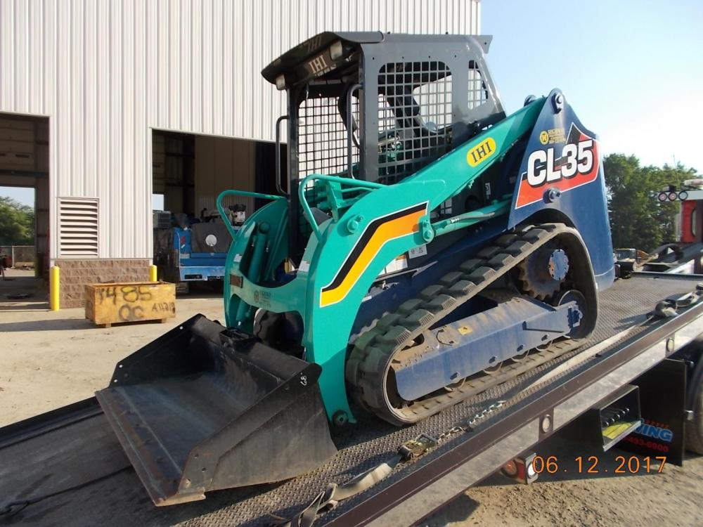 Detail photo of 2016 IHI CL35 from Construction Equipment Guide
