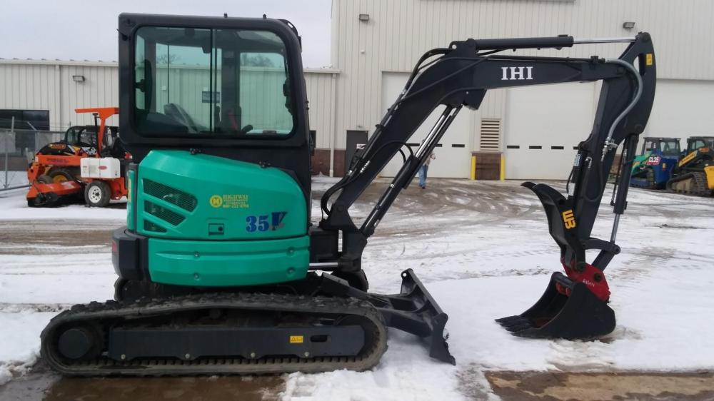Detail photo of 2016 IHI 35V4 from Construction Equipment Guide