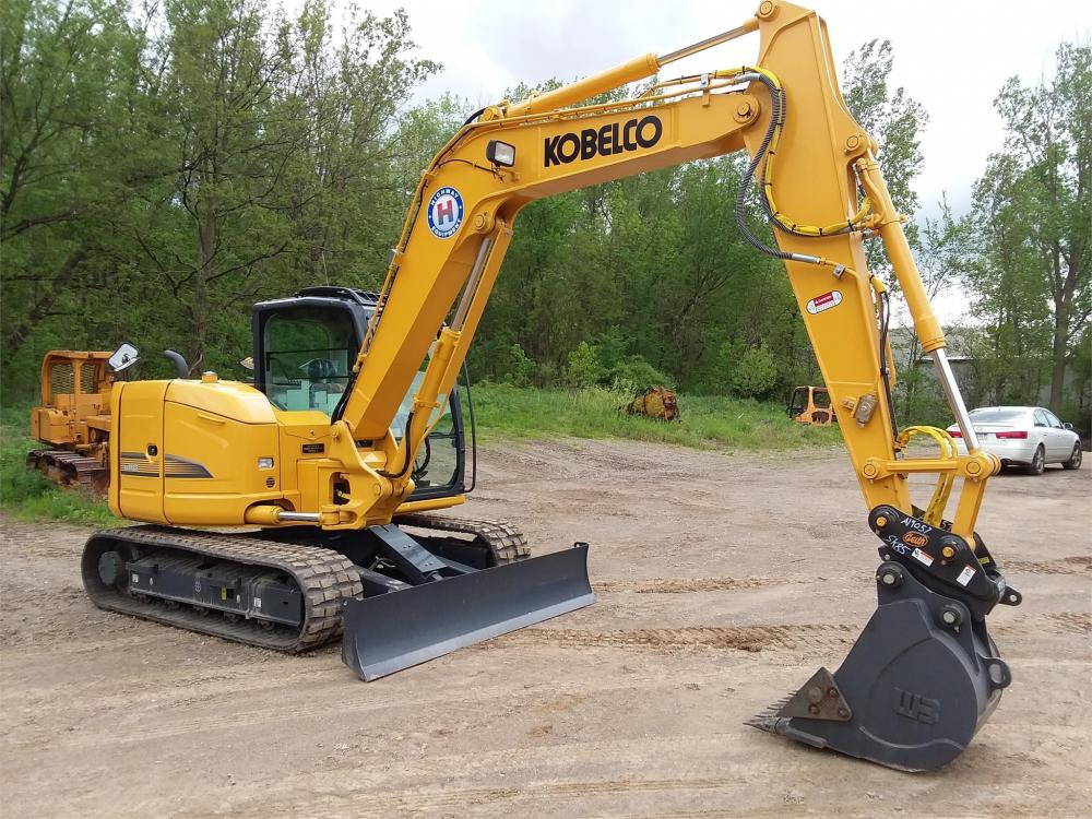 2019 Kobelco SK85CS For Sale (23558166) from Highway