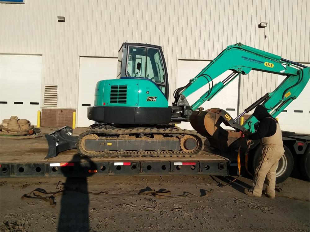 Detail photo of 2016 IHI 80VX-2 from Construction Equipment Guide