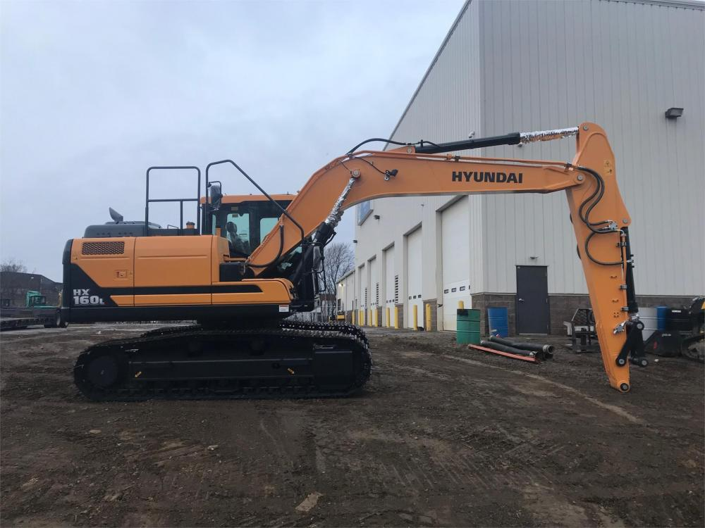 Detail photo of 2019 Hyundai ROBEX 160 from Construction Equipment Guide
