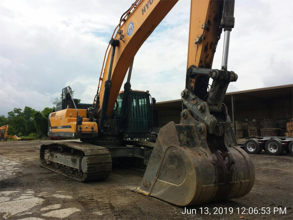 Detail photo of 2018 Hyundai HX480L from Construction Equipment Guide