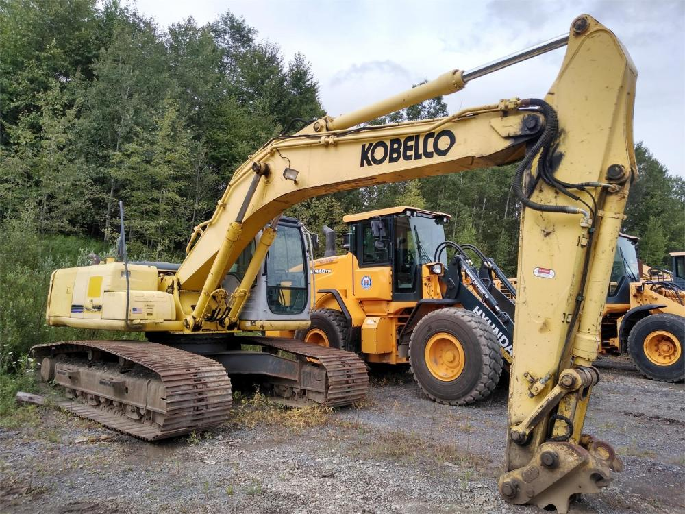 Detail photo of 2005 Kobelco SK210 LC from Construction Equipment Guide