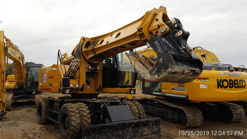 Detail photo of 2019 Gradall XL 4300 V from Construction Equipment Guide